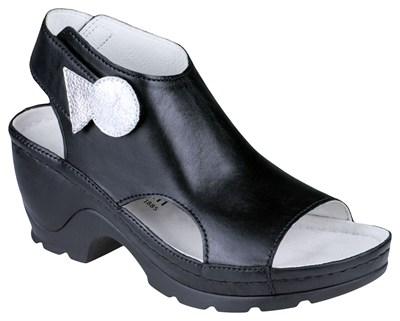 Ортопедическая малосложная обувь Berkemann Tessie (черный) - фото 6565