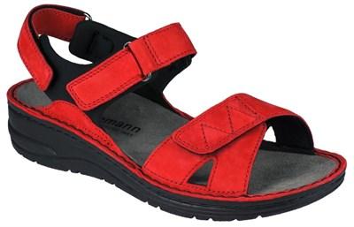 Ортопедическая обувь Berkemann Arabella (рубин) - фото 6900