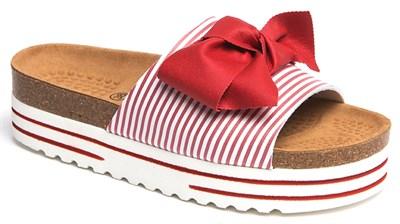Ортопедическая обувь ORTMANN GERT (красный) - фото 6929