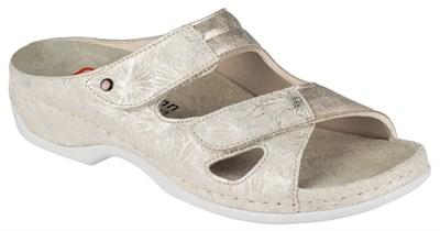 Ортопедическая обувь Berkemann Janna (золото) - фото 6938