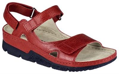 Ортопедическая обувь Berkemann Lena (рубин) - фото 6991