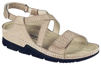 Ортопедическая обувь Berkemann Flore (песочный) - фото 6993