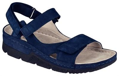 Ортопедическая обувь Berkemann Lena (синий) - фото 6995