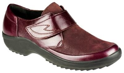 Ортопедическая обувь Berkemann Talia (бордовый) - фото 7042