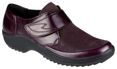 Ортопедическая обувь Berkemann Talia (бордовый) - фото 7181