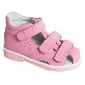 Orthoboom 47387-9 (розовый) - детская ортопедическая профилактическая обувь