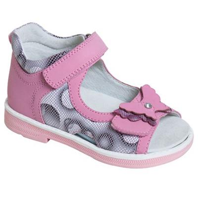 Orthoboom 47387-12 (розовый) - детская ортопедическая профилактическая обувь - фото 7287