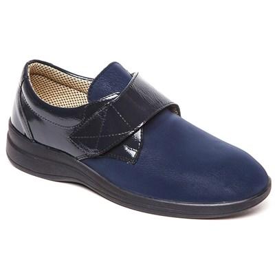 Комфортная обувь с эластичной носовой частью Ricoss 84-59и-22-413/30 (синий) - фото 7545