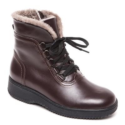 Зимняя ортопедическая обувь Ricoss 811504 (коричневый, зимняя модель) - фото 7571