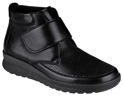 Ортопедическая обувь Berkemann Sandra (черный/мини точки) - фото 7828