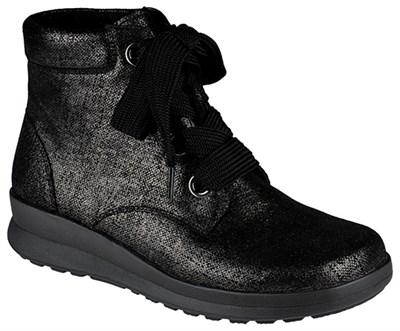 Ортопедическая обувь Berkemann Nita (черный/бронза/блестки) - фото 7840