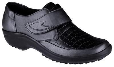 Ортопедическая обувь Berkemann Talia (черный металл/черный) - фото 7848