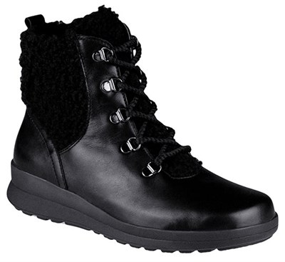 Зимняя ортопедическая обувь Berkemann Wienke (черный) - фото 7910