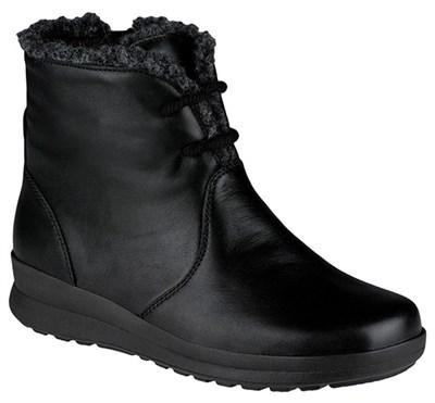 Зимняя ортопедическая обувь Berkemann Romira (черный) - фото 7912