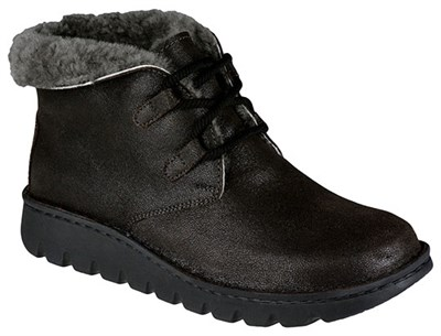 Зимняя ортопедическая обувь Berkemann Aleika (бренди) - фото 7916