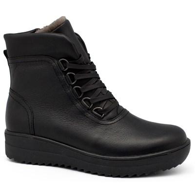 Зимняя ортопедическая обувь Ricoss 811504/59 (чёрные) - фото 7981