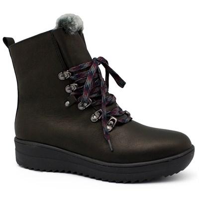 Зимняя ортопедическая обувь Ricoss 811601/59 (чёрные) - фото 7991