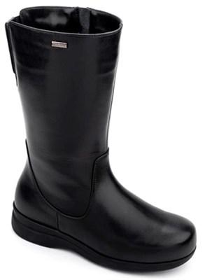Зимняя ортопедическая обувь Doktor Spektor 1801-1 (чёрные) - фото 8159