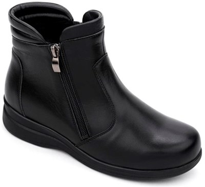 Зимняя ортопедическая обувь Doktor Spektor 7712-1 (чёрные) - фото 8171