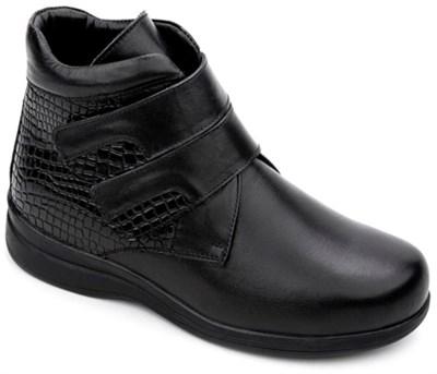 Зимняя ортопедическая обувь Doktor Spektor 785-1 (чёрные) - фото 8175