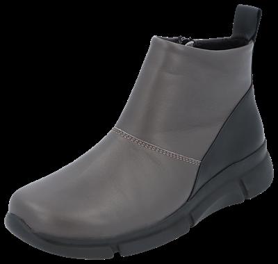 Зимняя ортопедическая обувь Berkemann Katrina (серый/черный) - фото 9456