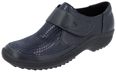 Ортопедическая обувь Berkemann Talia (темно-синий) - фото 9465
