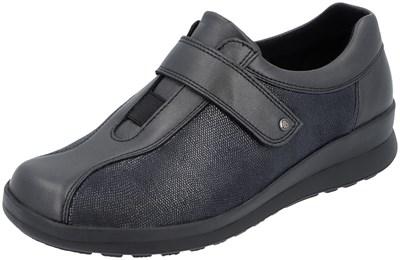Ортопедическая обувь Berkemann (Германия, Ручная работа) модель Josie (темно-серый) - фото 9481