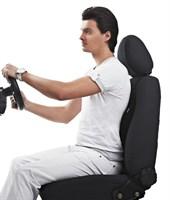 Trelax П12 AUTOBACK, Ортопедическая подушка под спину для автомобильных сидений