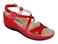 Ортопедическая обувь Berkemann Coletta (красный)