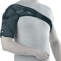 Бандаж ORTO Profesional BSU 217 на плечевой сустав усиленный с терморегуляцией
