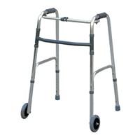 Ходунки на колесиках (складывающиеся, регулируемая высота) BRONIGEN BQW-420