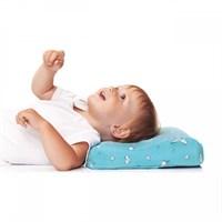 Trelax П28 PRIMA, Детская ортопедическая подушка от 1,5 до 3 лет с эффектом памяти