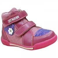 Детские ортопедические демисезонные утеплённые ботинки ORTMANN Alen