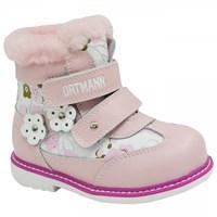 Детские зимние ортопедические ботинки ORTMANN Bela