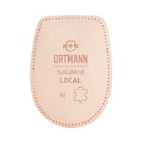 Ортопедический подпяточник (при пяточной шпоре) Ortmann SolaMed Local (2 шт) DD0151