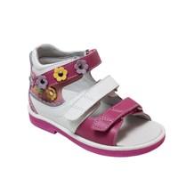 Детская ортопедическая профилактическая обувь Orthoboom 43397-4 (бело-розовый)