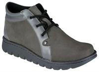 Женские ортопедические ботинки Berkemann X-PRO-ALLROUND-TOEFFLER (серый)