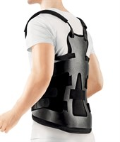 Ортопедический грудопоясничный корсет Orlett LSO-991 (жесткий)