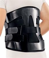 Ортопедический поясничный корсет Orlett LSO-981 (жесткий)
