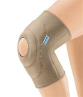 Бандаж на коленный сустав с фиксирующей подушкой и отверстием Orlett RKN-103