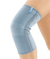 Бандаж Orlett SKN-103(M) на коленный сустав со спиральными ребрами жесткости и согревающим эффектом