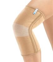 Бандаж Orlett MKN-103(M) на коленный сустав со спиральными ребрами жесткости и отведением пота