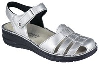 Ортопедическая обувь Berkemann Lorina (пыльное серебро)