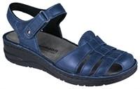 Ортопедическая обувь Berkemann Lorina (синий металлик)