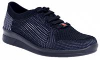 Ортопедическая обувь Berkemann Allegra (черный-лиловый)