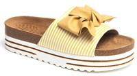 Ортопедическая обувь ORTMANN GERT (желтый)