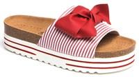 Ортопедическая обувь ORTMANN GERT (красный)