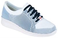 Ортопедическая обувь Berkemann Allegra (белый/голубой)