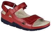 Ортопедическая обувь Berkemann Lena (рубин)