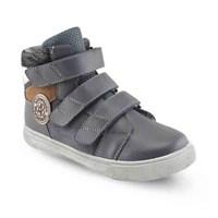 Детская ортопедическая обувь Orthoboom 31057-01 (серый с коричневый)